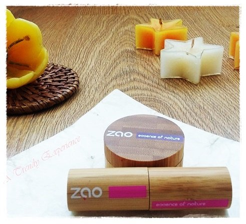 ZAO make up essence of nature