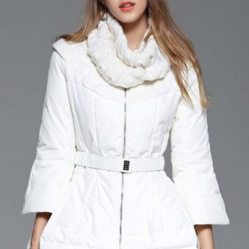 DOWN COAT FOR WOMAN on STYLEWE