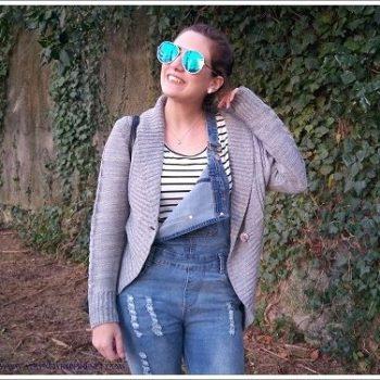 come indossare la salopette