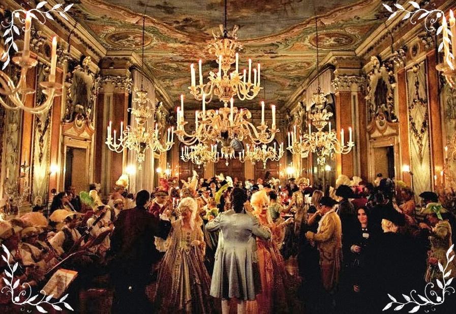cena di gala carnevale venezia
