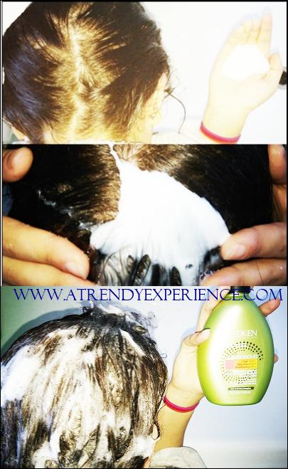 redken fasi shampoo