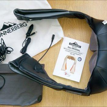 Massaggiatore elettrico collo e spalle