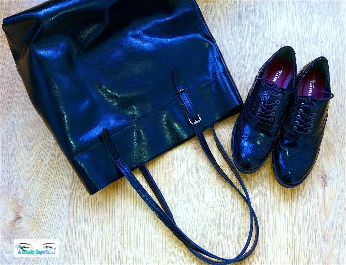 consigli per colloquio di lavoro abbinare borsa e scarpe