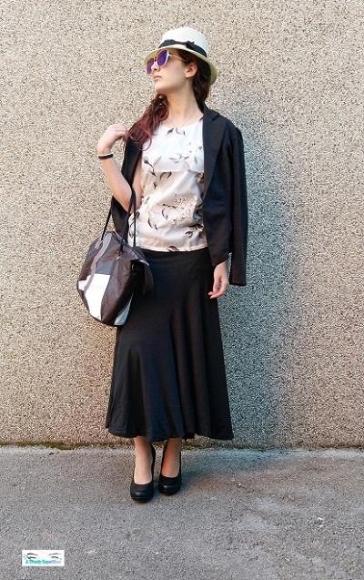 #fashiontips come abbinare la GONNA LUNGA