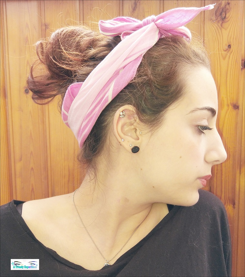 la bandana come accessorio capelli (7)