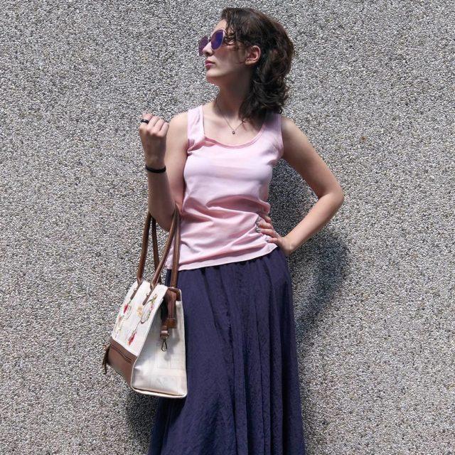 Come proteggersi dal caldo rimanendo vestite! picoftheday outfitoftheday fashionbloggeritaliana fashionbloghellip