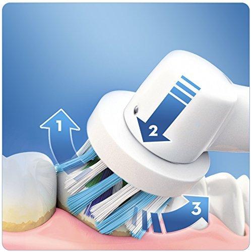 spazzolino elettrico oral b1