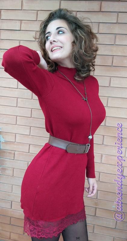 Minidress in maglia online