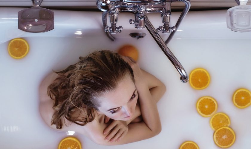 idratare la pelle