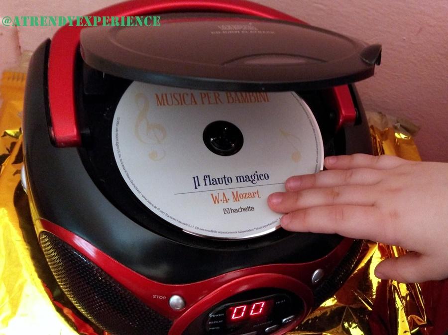 Musica per bambini un'esperienza sensoriale da non perdere