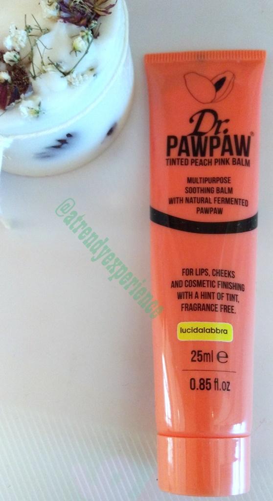 Balsamo Dr. PAW PAW cos'è, quando si usa.