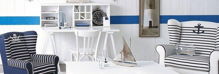 Arredare casa in stile marinaresco