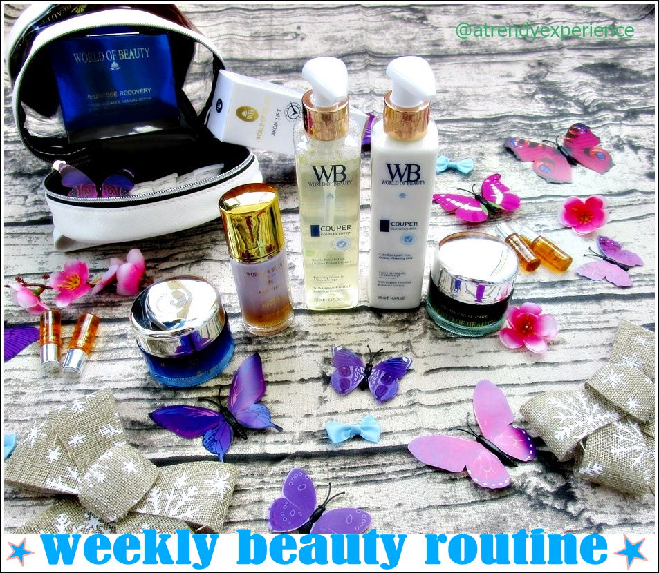 Beauty routine per la pelle sensibile