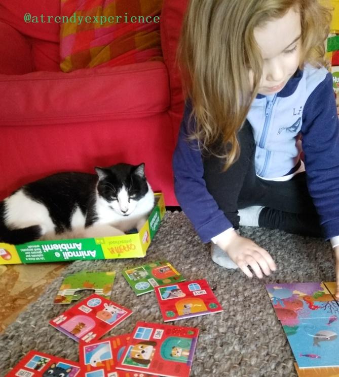 Carotina Pre School Animali e Ambienti
