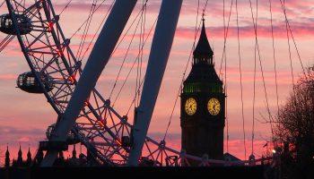 Weekend romantico a Londra
