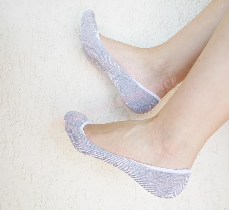calze corte fantasmini