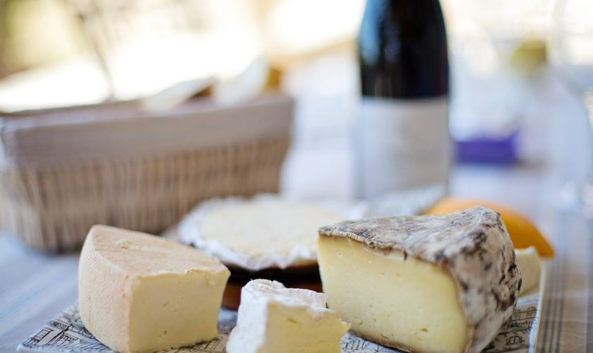 I formaggi tipici della Franciacorta