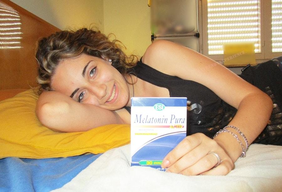 Melatonina il rimedio naturale per dormire