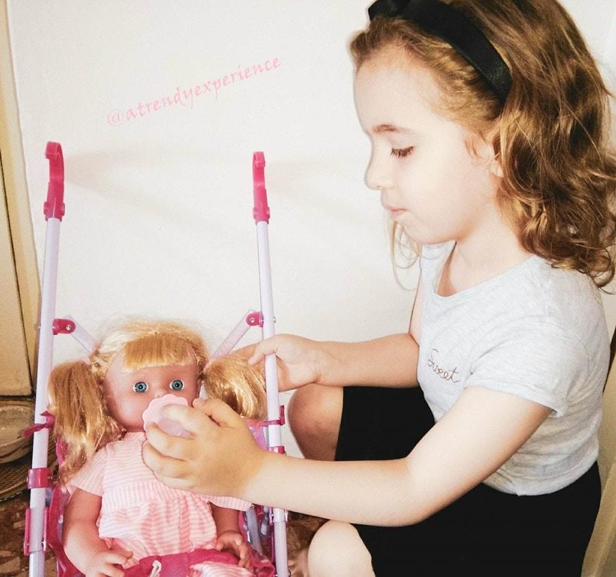 l'importanza del gioco delle bambole