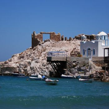Milos Grecia cosa vedere