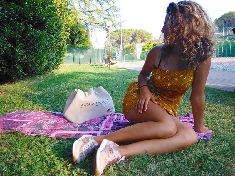 sneakers rosa per una estate trendy