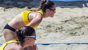 Beach volley femminile lo sport estivo perfetto per mantenersi in forma