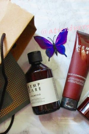 Hair care alla canapa con Hemp Care