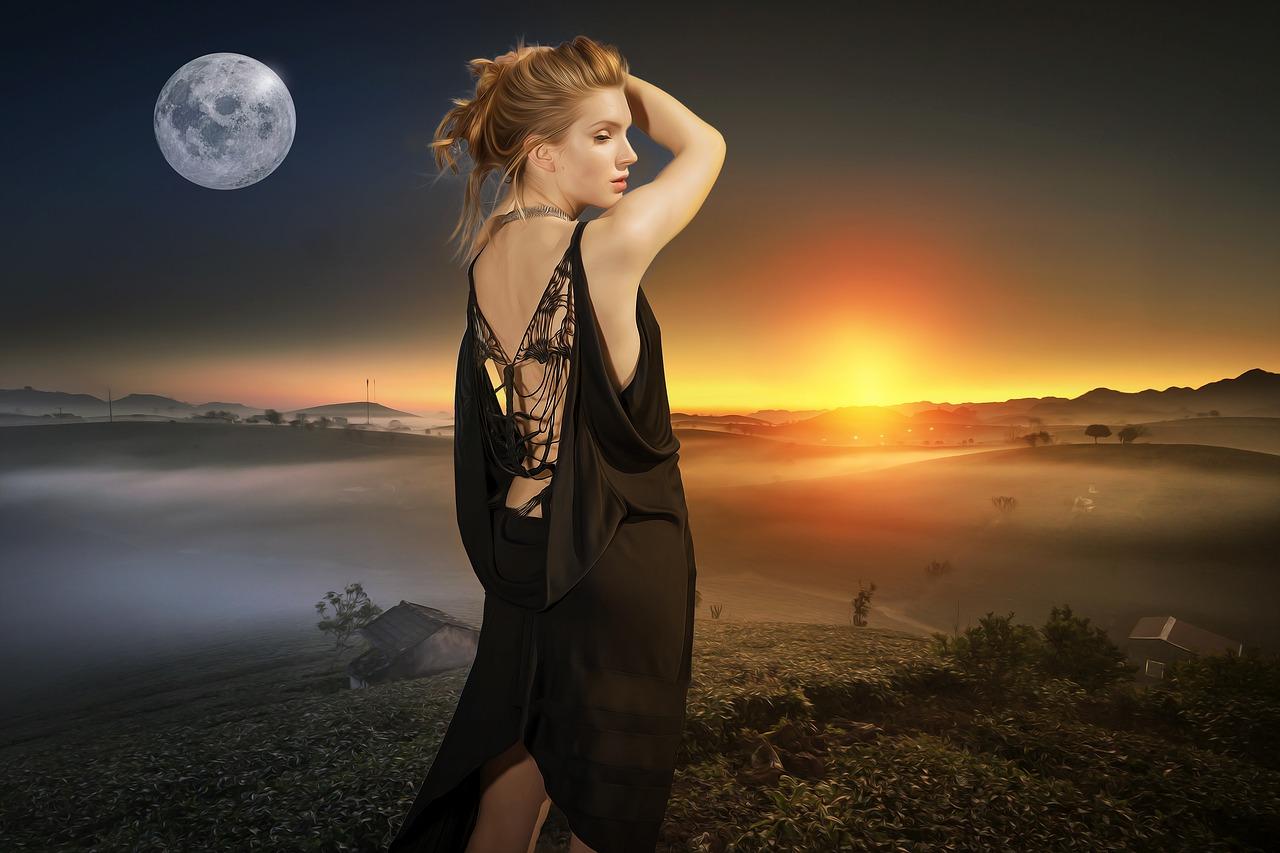 Calendario Lunare Di Bellezza.Il Calendario Lunare Per La Bellezza Dei Capelli A Trendy