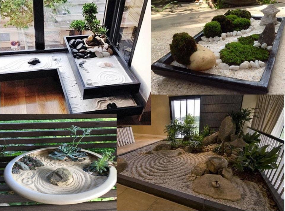 Come creare un giardino zen in casa