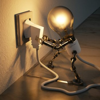 lampadine di emergenza per arredare casa