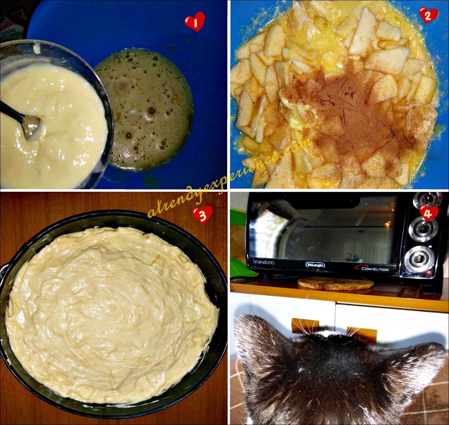 torta di mele facile soffice buona e veloce