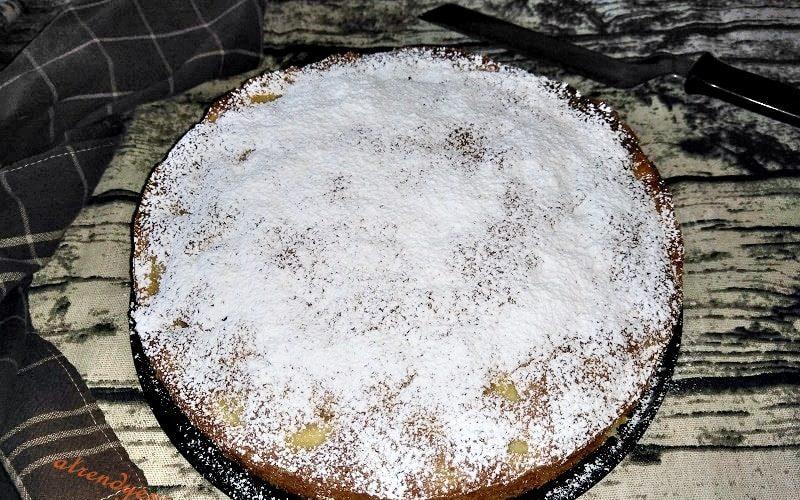 come realizzare una torta di mele facile, veloce, buona
