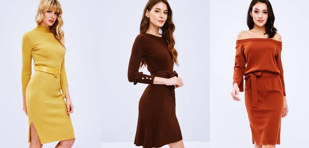Abbigliamento Donna Abiti Per Le Feste Di Natale A Trendy Experience