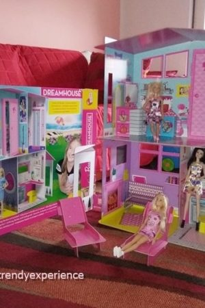 casa di barbie dreamhouse lisciani giochi