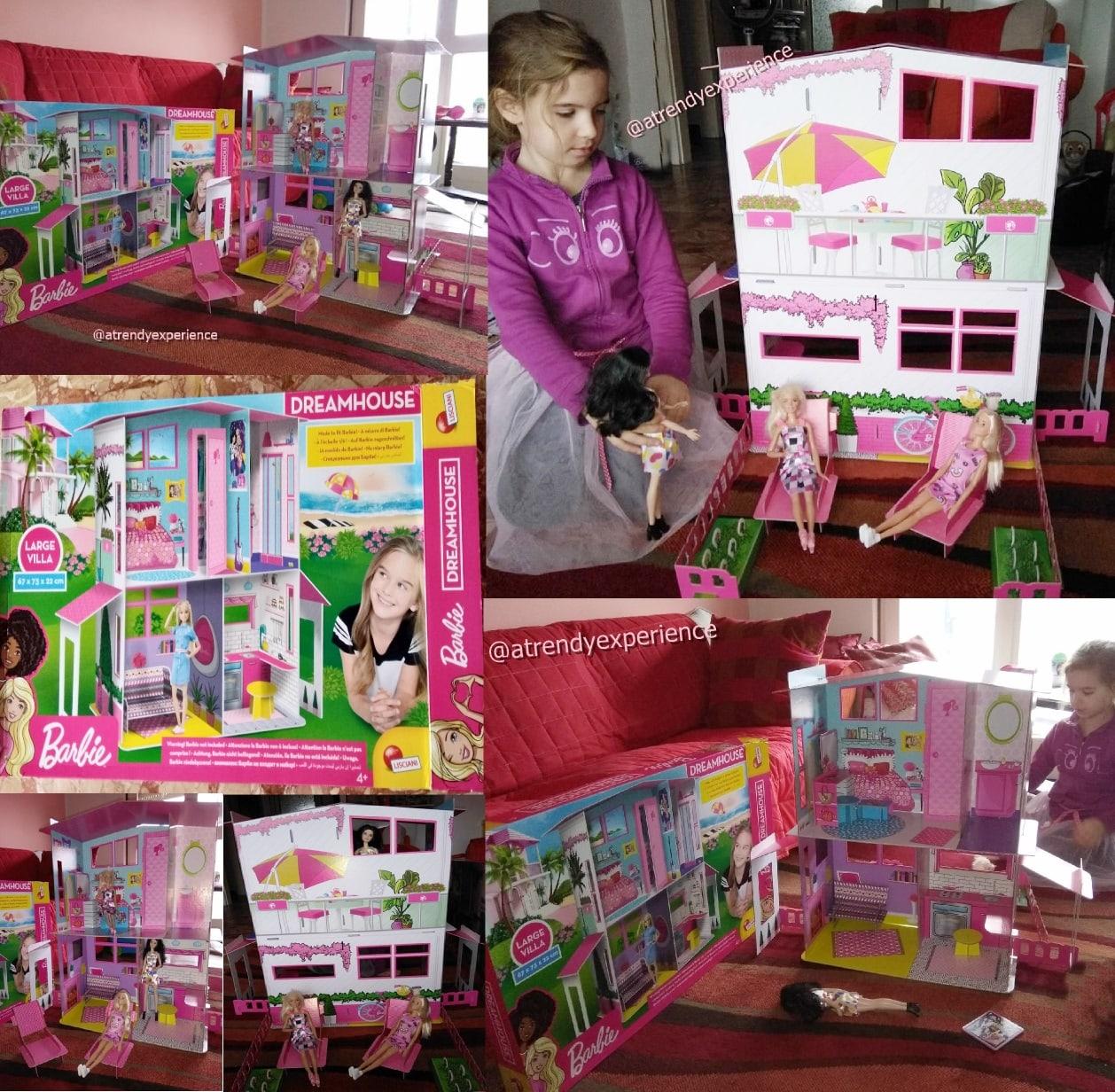 La Casa di Barbie Dreamhouse per tutte le bambine