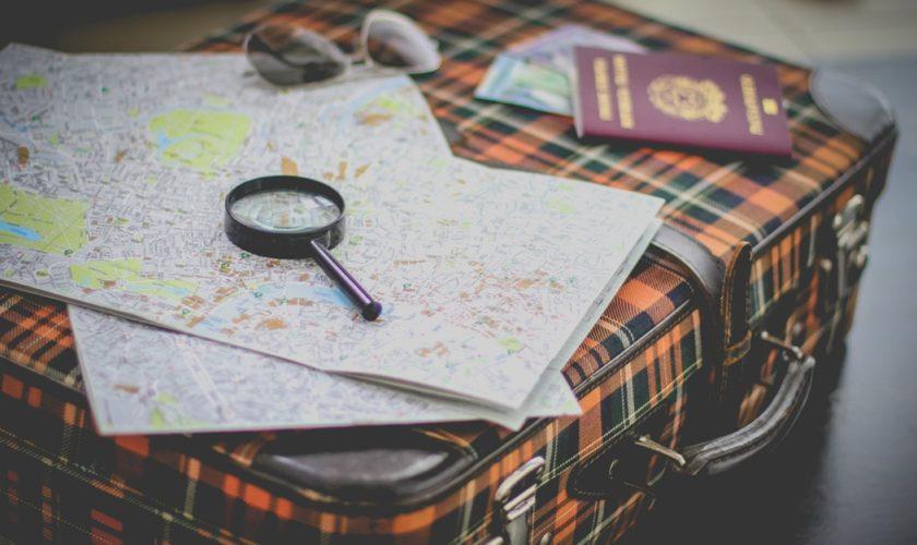 come preparare un viaggio