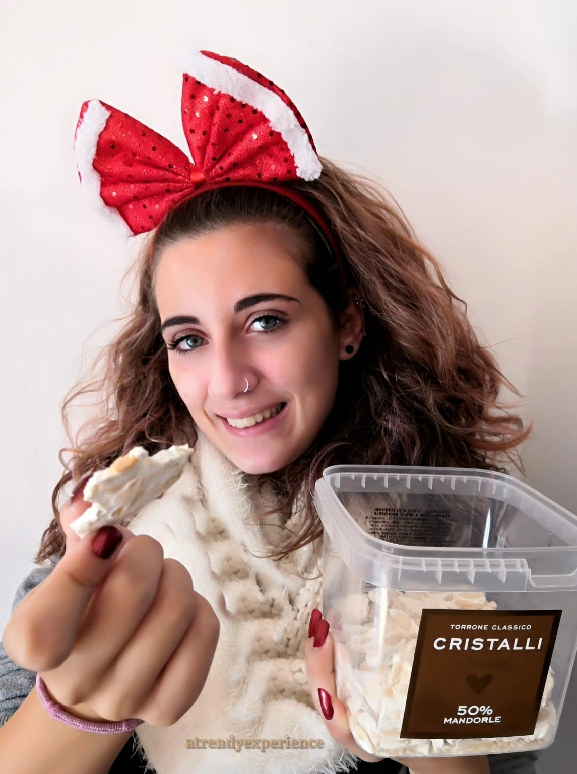 dolcital torrone dolce tradizionale natalizio