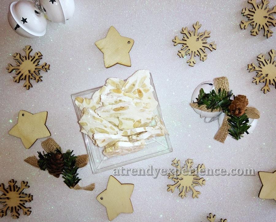 dolce natalizio cristalli di torrone di dolcital