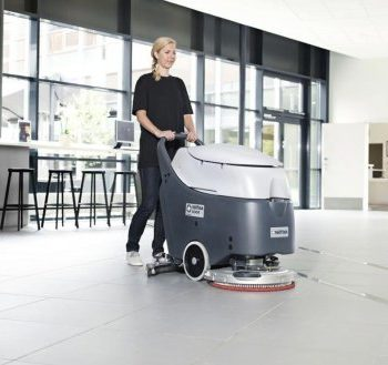 Scopri macchine lavapavimenti più efficienti
