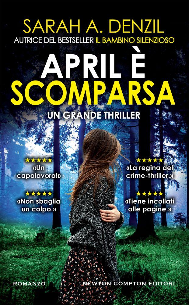 Recensione April è Scomparsa - Sarah A. Denzil
