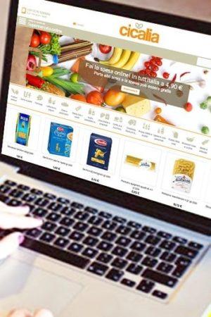 spesa online su Cicalia il supermercato online