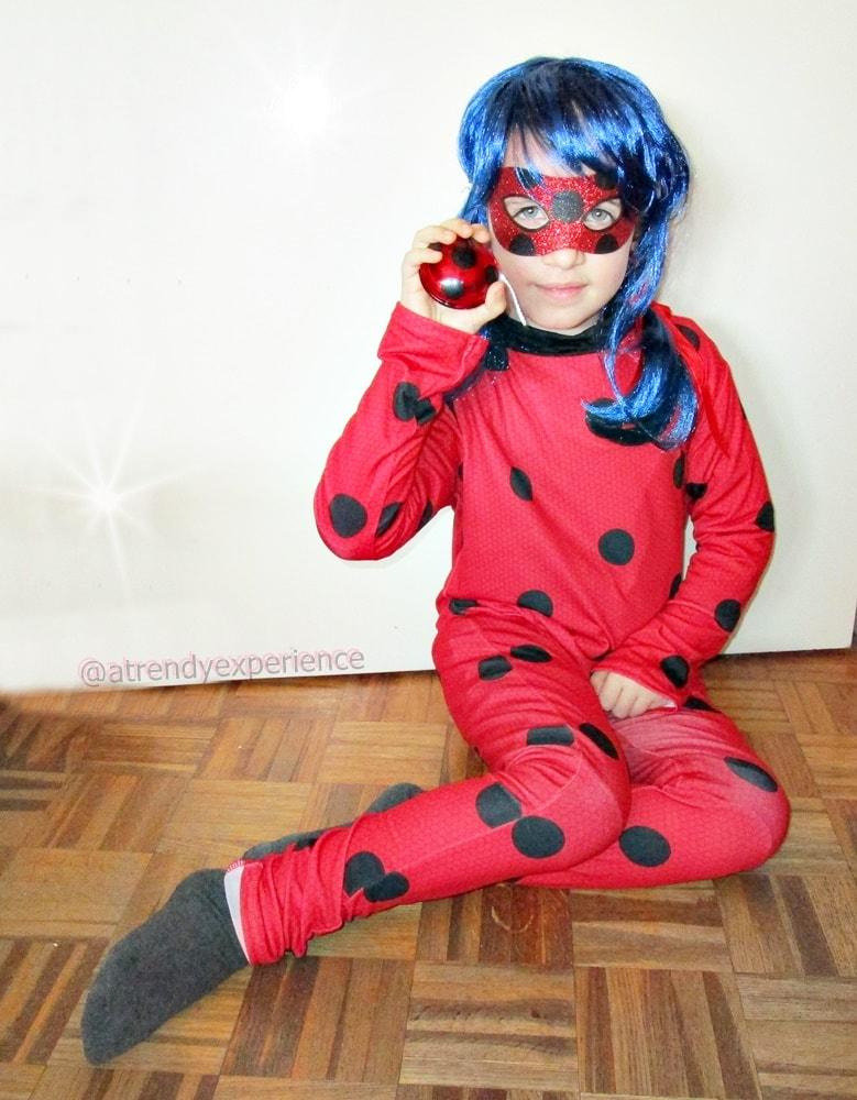 costume carnevale ladybug miraculous marca zag heroez