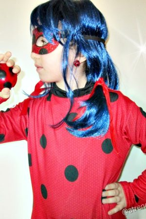 costume lady bug originale