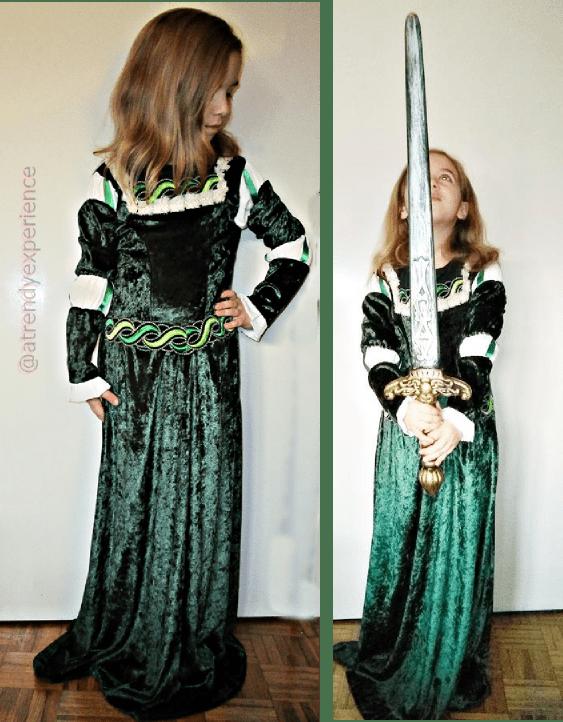 vestito di carnevale medievale funidelia