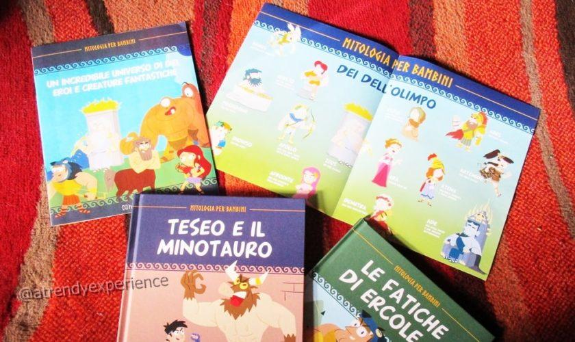 Come insegnare la mitologia ai bambini