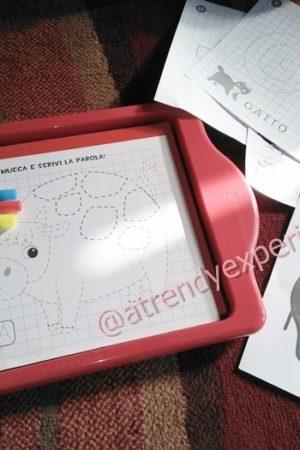 lavagna luminosa LED per scrivere e disegnare atrendyexperience-min