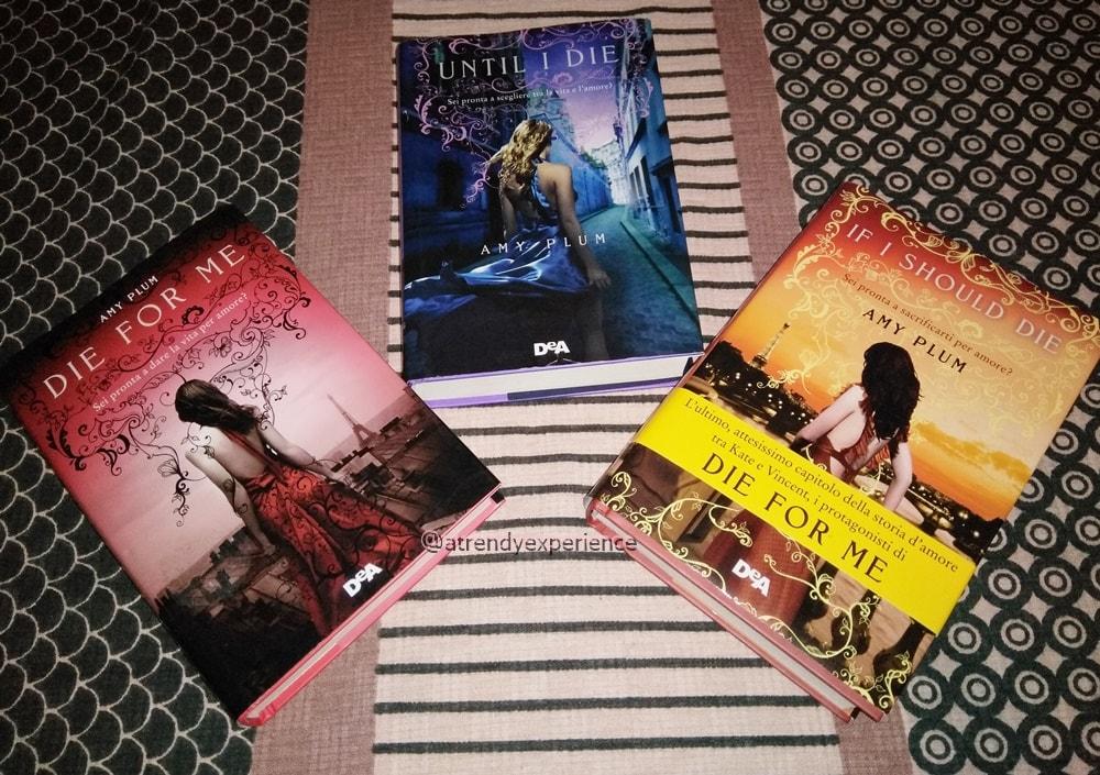 revenants serie di amy plum trilogia