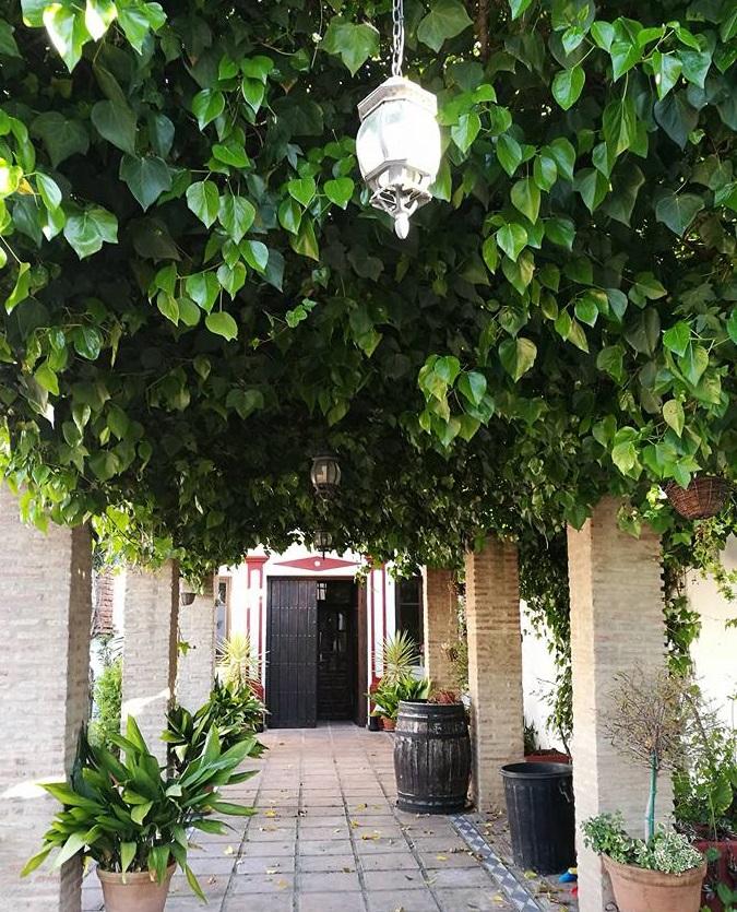 decorare l'ingresso di casa con porticato