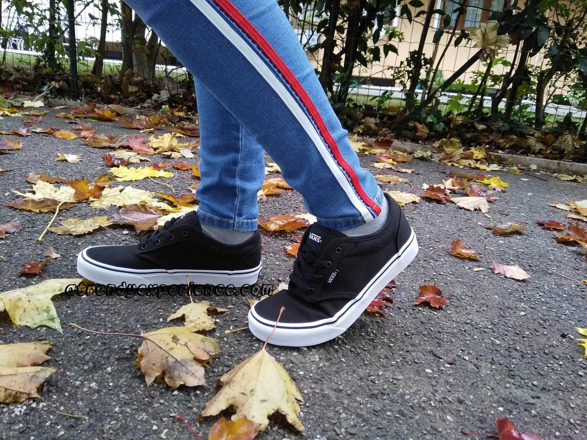 Vans calzature sneakers donna