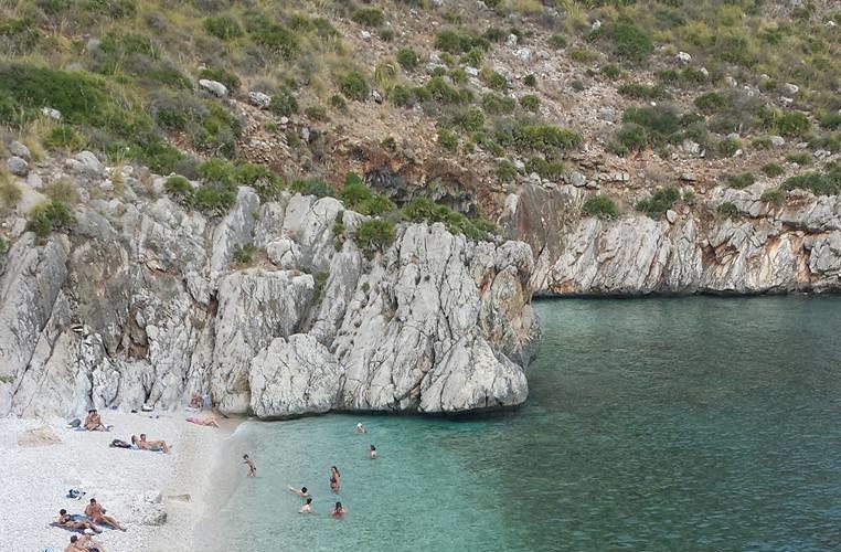 riserva dello zingaro sicilia